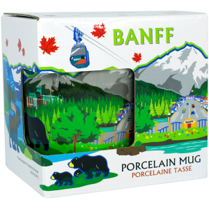 Coffee Mug - Banff