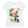 Women 3D Flower T-Shirt