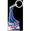 Keychain-PVC GM Tram